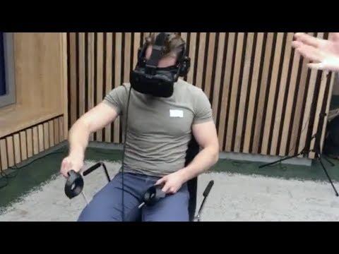 Dialyse: Virtuelle Realität Als Training Für Nieren-Patienten