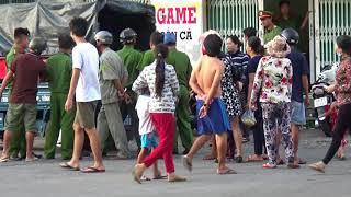 Sự cố ngày xem bóng đá Việt Nam_Hàn Quốc tại Rạch Giá