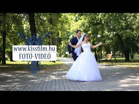 Ilona és Ádám esküvője Nyíregyházán a Tirpák csárdában