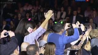 Смотреть онлайн бесплатно Потап и Настя Каменских   Чумачечая весна Live, Песня Года, 2011 видео вид