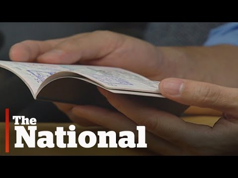 Canadian passports exposed to security risks