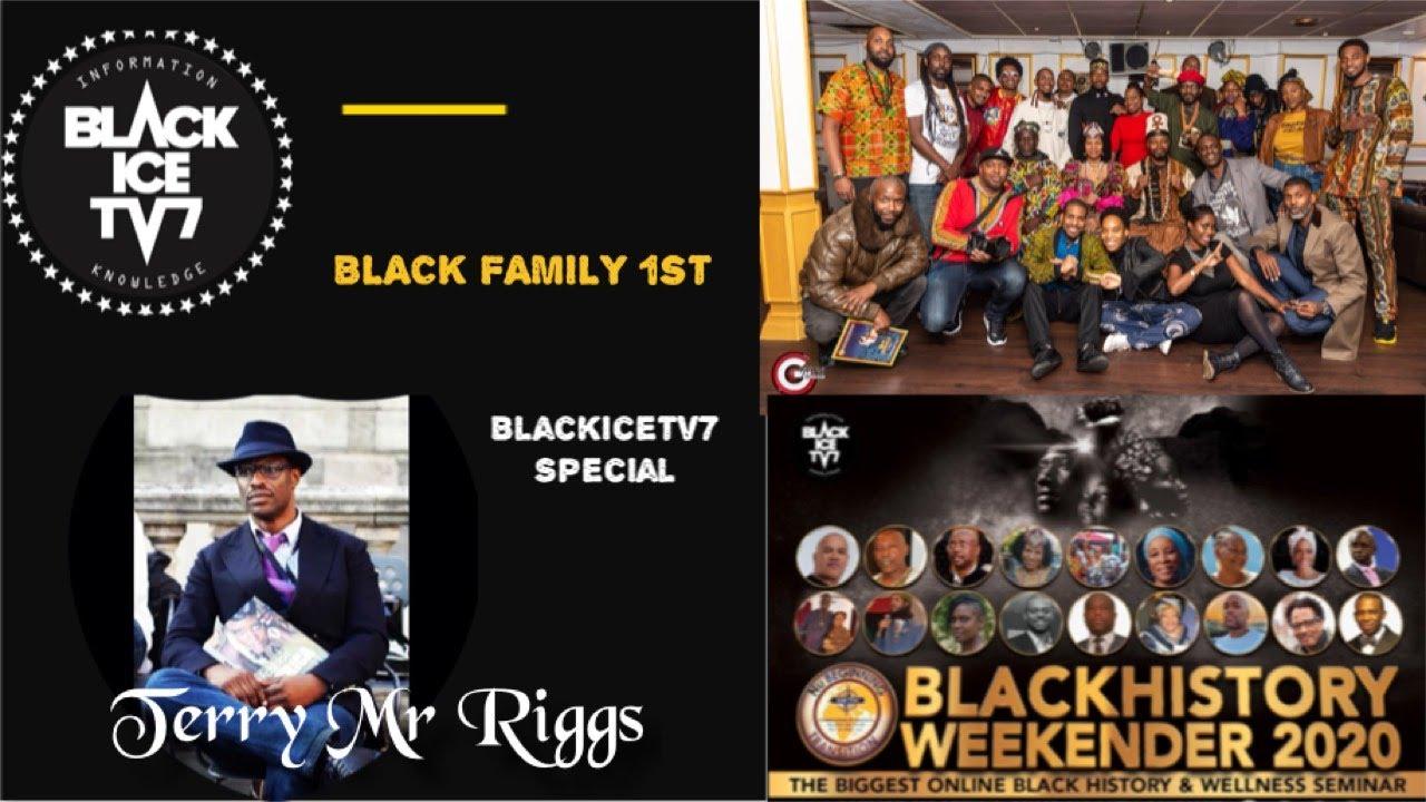 BLACKICETV7 SPECIAL BLACK HISTORY WEEKENDER 2020 ONLINE DAY2