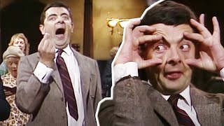 HALLELUJAH Bean 🗣️ | Funny Clips | Mr Bean Official