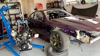 2JZ under the hood v2.0KR #KRSTDRFT drift lifestyle vlog #288