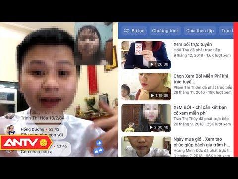 Vén màn lừa đảo livestream bói toán trên mạng | An toàn sống 2020