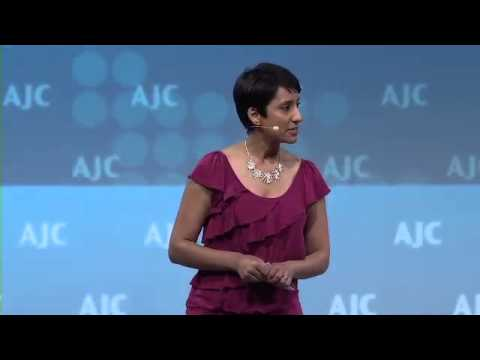Irshad Manji at AJC Live: Courageous Voices from the Muslim World