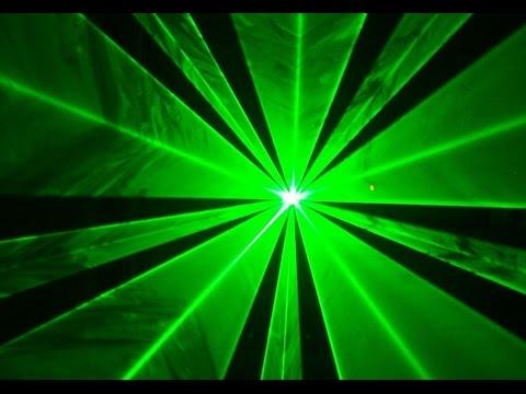 Pune Ganesh Festival 2015 | Laser Musical Lighting at Deccan Chowk
