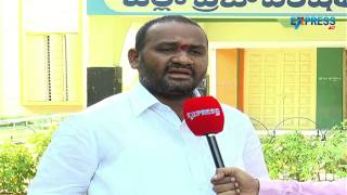 Raghunadhapalem ZPTC TDP member Veeru Naik face to face - Khammam district