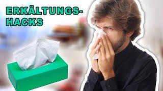 So wirst du deine Erkältung los! | Lifehacks von Michael Buchinger