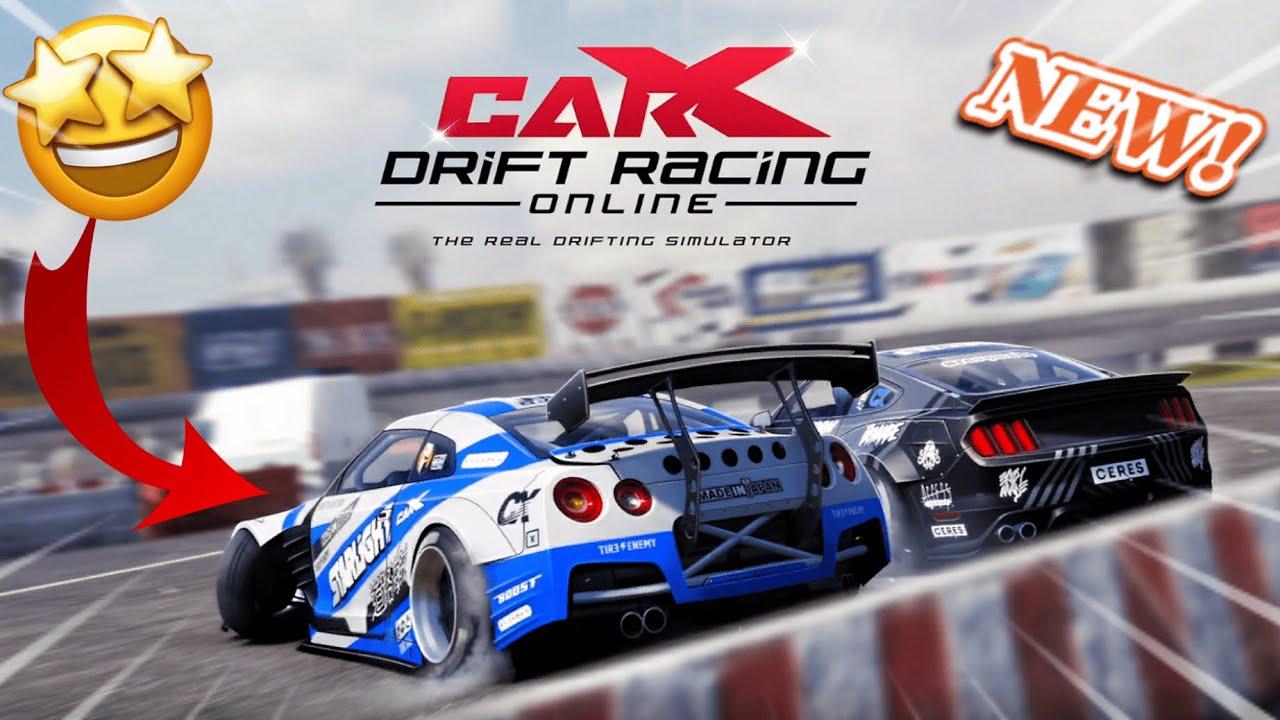"CarX Drift Racing Online ÉNORME MAJ  ""AU TOP""  !!!!"