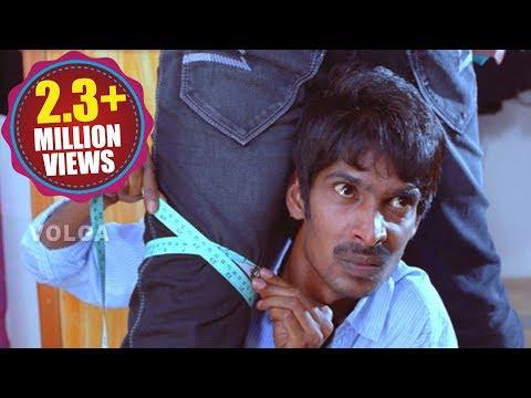 Kevvu Keka Comedy - Tailor Dhanraj Hilarious Comedy With Allari Naresh