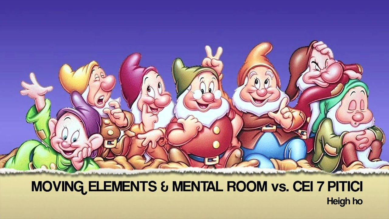 MOVING ELEMENTS MENTAL ROOM Vs CEI 7 PITICI