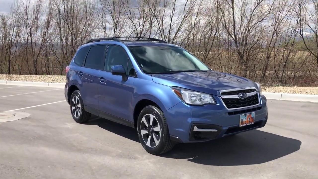2018 Subaru Forester| Mercedes-Benz of Draper - YouTube