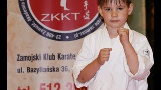 ZKKT the karate show in the Gallery
