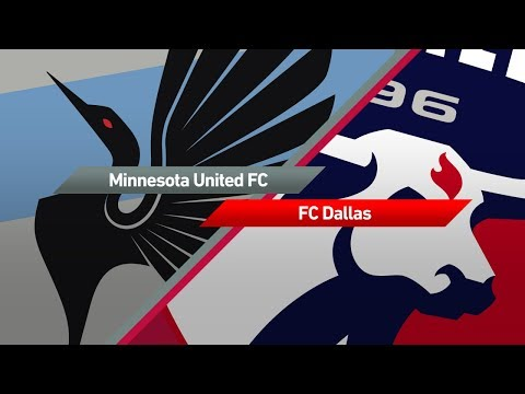 Highlights: Minnesota United FC vs FC Dallas | September 23, 2017