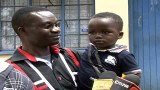 Stolen Baby Found In Kisii