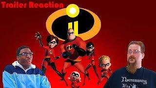 Super Suit!   Incredibles 2   Official Trailer Reaction