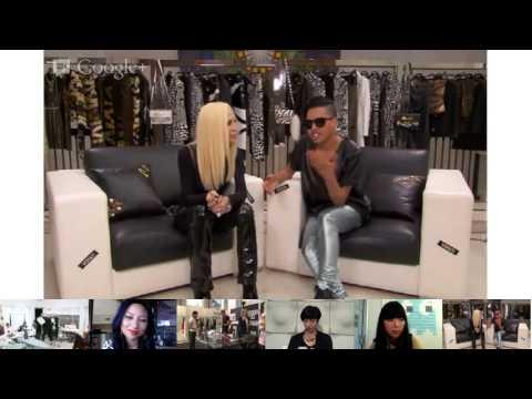 Versus Versace - Hangout with Donatella Versace #2