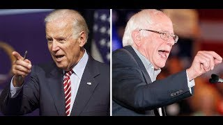 2020: Bernie Sanders vs Joe Biden