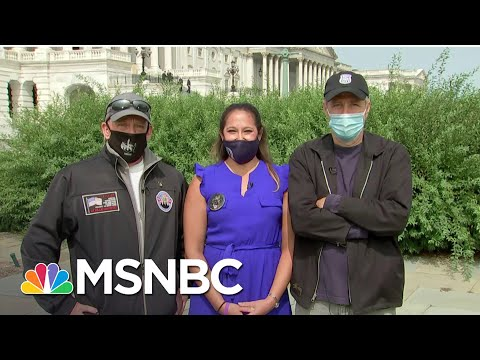 Jon Stewart, John Feal Backing Bill To Help Veterans Affected By Toxic Burn Pits | MSNBC
