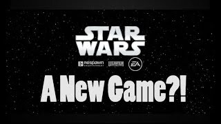 Ea And Respawn Working On A New Starwars Game