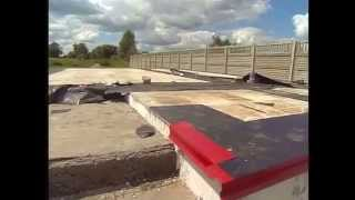 Стіни будинку за 14 днів з газобетону AEROC - купити газоблоки Аерок.(, 2015-09-12T23:54:28.000Z)