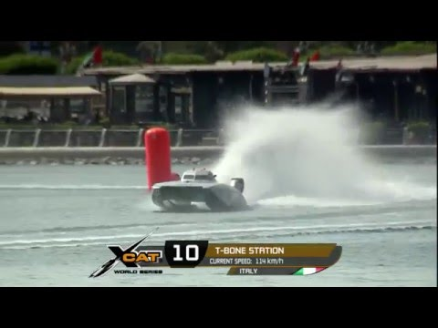 2015 UIM XCAT World Series, Round 6 - Live Webstream, Pole Position - Abu Dhabi, U.A.E.