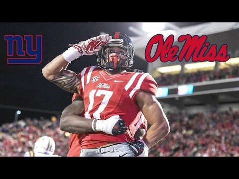 The 23rd Overall Pick || Evan Engram || Eazy E || 2014-2016 Highlights ᴴᴰ