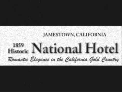 The Historic National Hotel on Geek Speak Radio Show