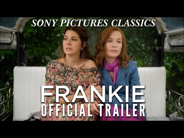 FRANKIE | Official Trailer (2019)