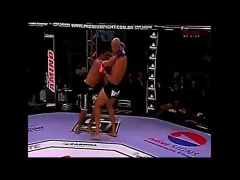ROBERTO NEVES FACADA MMA HIGHLIGHT 2016