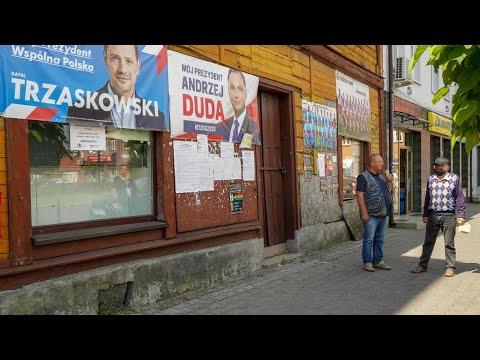 انتخابات رئاسية حاسمة في بولندا بين الرئيس المنتمي لليمين القومي وخصمه الليبرالي  - نشر قبل 4 ساعة