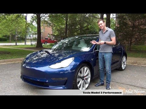 Review: Tesla Model 3 Performance - It'll Smoke Your Sports Car