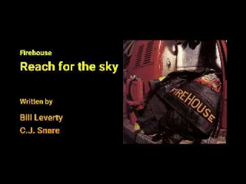 Firehouse - Reach for the Sky (Cover backing track)