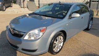 2009 Saturn Aura XR Elite Auto Outlet Bridgeport Ohio