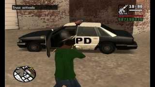 Como hacer un vehículo indestructible sin mods en GTA San Andreas PC y PS2