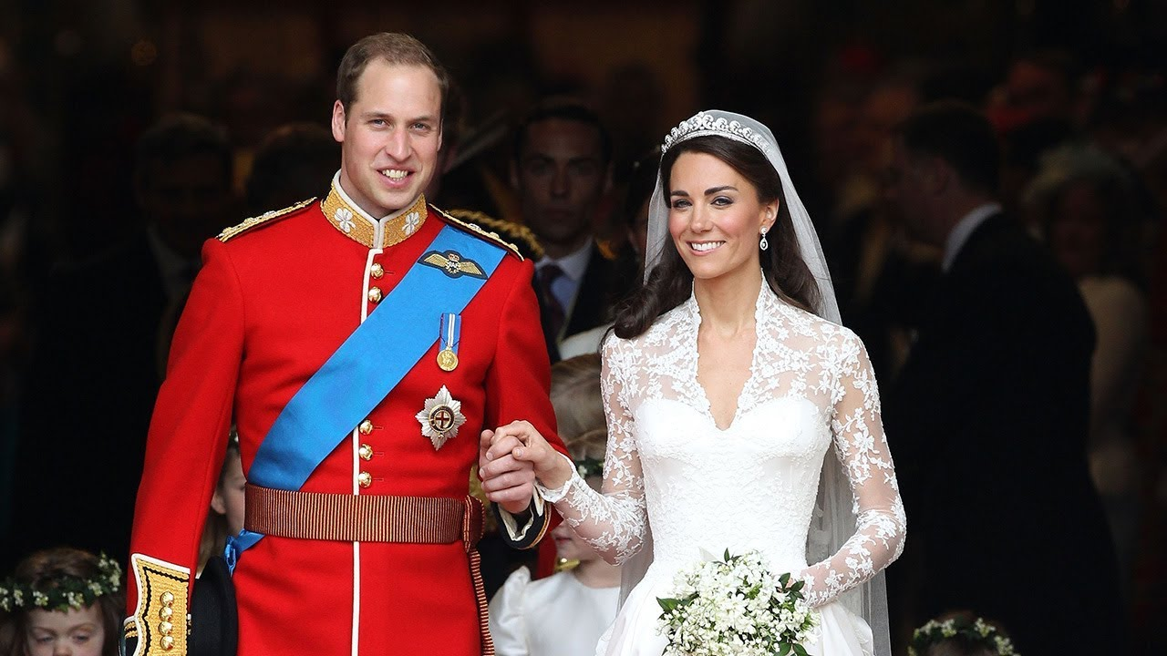 A Look Back At The Royal Wedding Of Prince William And Kate Middleton