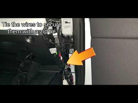 Tesla Model 3 Dash Cam Installation