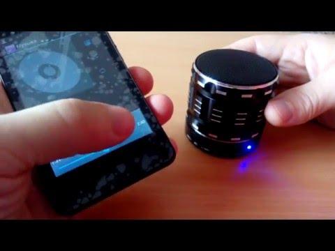 Тонколона S28 портативна и съвместима с телефон (Bluetooth, FM и hands free) 9