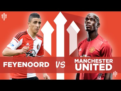 Feyenoord vs Manchester United LIVE WATCHALONG STREAM!