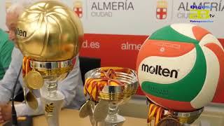 Almería acogerá el Campeonato de España de Voleibol Cadete
