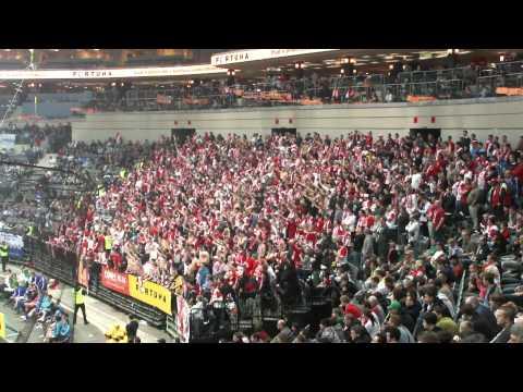 Fortuna Víkend Šampiónů 2011 - fans SK Slavia Praha @ HD 1080p by BlueFlashCZ