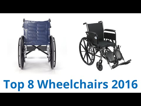 8 Best Wheelchairs 2016