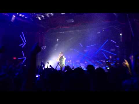 """the weeknd - """"wicked games"""" (live @ mod club)"""