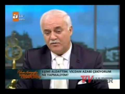 Nihat Hatipoğlu'nu şoke eden zina itirafı