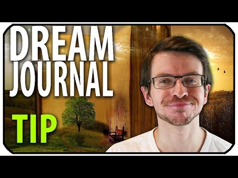 Dream Recall Tip: Keep Updating Your Dream Journal *Throughout* the Day!