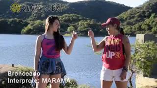 Bronceado by Marama - Zumba con Eri - Coreo Maxi Bravo+ Marlon Alves