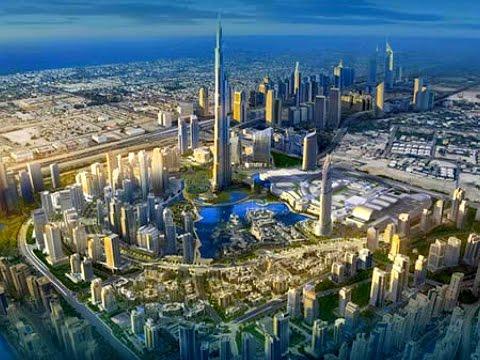 Dubai tallest building project 2015