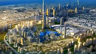 Dubai tallest building project 2015