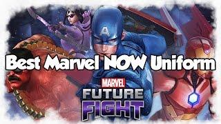 [Marvel Future Fight] Best Marvel NOW Uniform